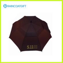 8 guarda-chuva da chuva do presente do poliéster dos painéis 190t para a promoção