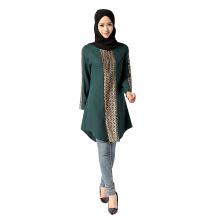 Bas MOQ Musulman Filles Kaftan Robe Abaya Designs Dubaï Photos