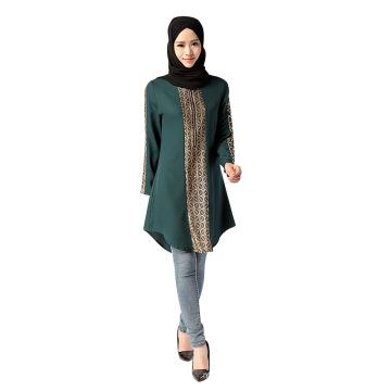 Низкое moq девочек-мусульманок платье Абая Дубай кафтан дизайн фотографии