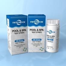 Spa hot tub 3 way chlorine