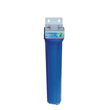 20 Inch Sigle Blue Water Filter with Bracket
