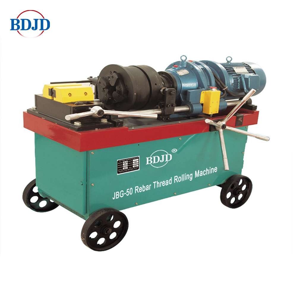 Rebar Rib-tước và cán song song Thread Machine