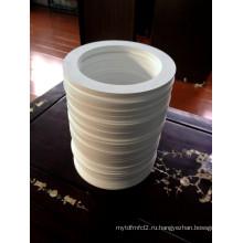 100% Чисто расширенная прокладка PTFE Teflon