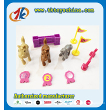 Funny Plastic Horse Racing Game Toys for Sale