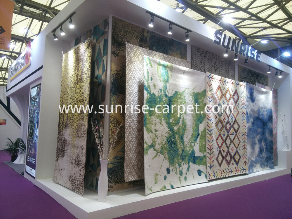 Domotex Asia Fair of SUNRISE (8)