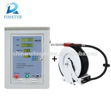 Dispensador de llenado de combustible pequeño de pantalla LCD digital electrónica