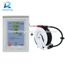 Electronic digital LCD display small fuel filling dispenser