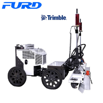Trimble Guided Ride On Concrete Vibration Laser Screed