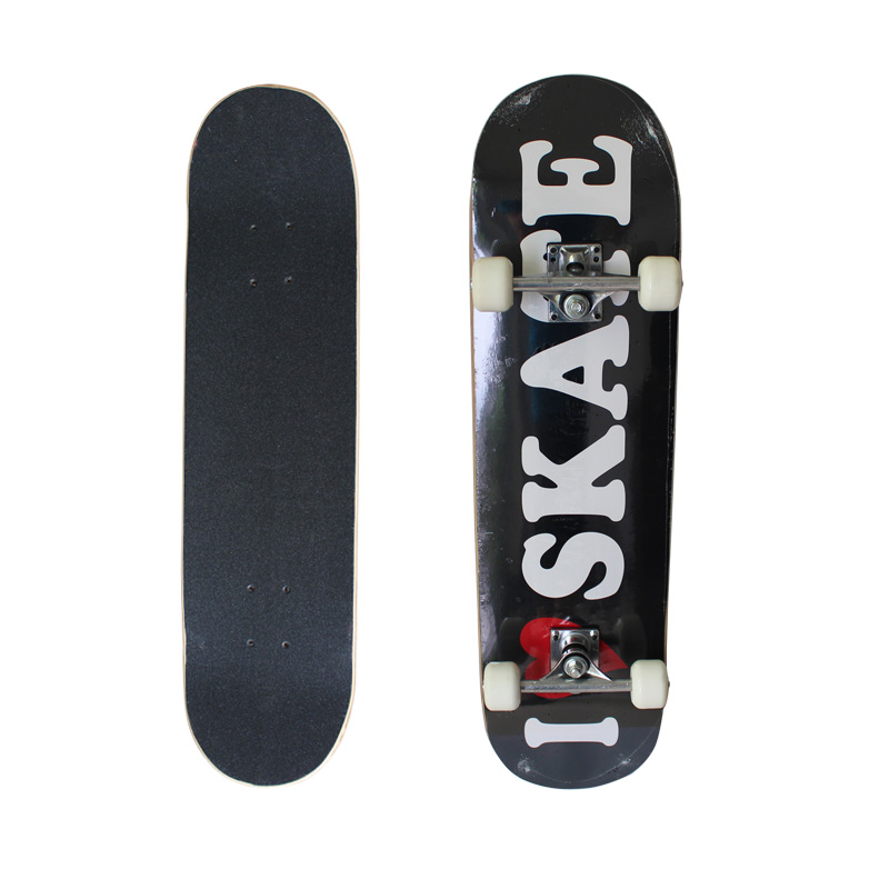 4 Wheels Skateboard
