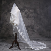 Alibaba Tulle Lace Wedding Veils Long In Guangzhou