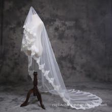 Алибаба Тюль Кружева Свадебная Фата Длинная В Гуанчжоу
