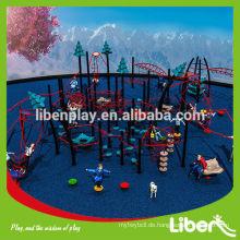 Günstige Multifunktions-China-Fabrik GS genehmigt erstaunliche Kinder hölzerne Spiel-Sets
