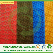 Cross-Design Nonwoven PP Fabric