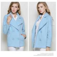 2016 Newest Winter Europe Turndown Women Coat
