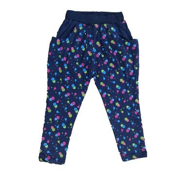 Fashion Girl Harem Pants in Children Clothing (LP005)