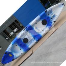 LLDPE Material 3.7 Meters Long Fishing Kayak/Sit on Top Kayak/ Mika Kayak (M06)