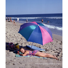 A17 portable outdoor anti uv sun beach umbrella