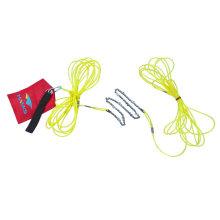 Serra de corda e cadeia de membros altos com corrente de 24 polegadas