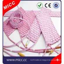 Almohadilla térmica de cerámica flexible aprobada por MICC CE