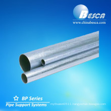 UL CE Standard Besca Electrical Steel EMT Conduit