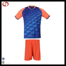Sublimation Mens Soccer Uniform Sets Wholesale