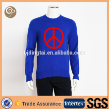 Men knitted wholesale cashmere sweaters china
