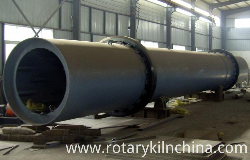Rotary Coal Slime Dryer