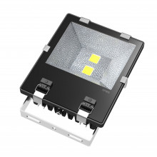 En gros haute qualité 100W LED Flood Lamp Square Park en aluminium