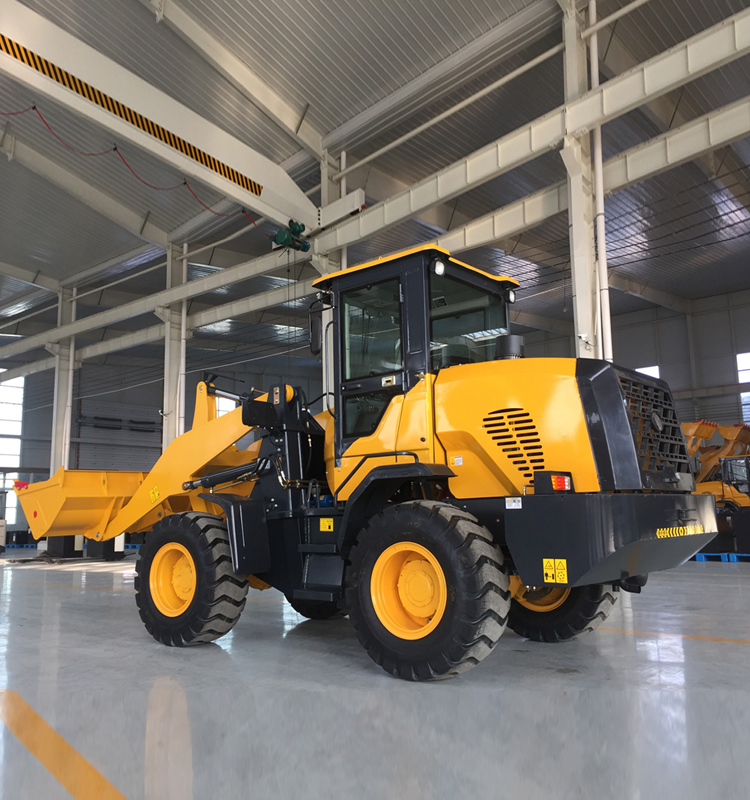China Small Loader Price