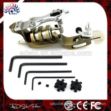 New Arrival Stainless Steel Sunshine Rotary Tattoo Machine Gun, Liner and Shader Sunshine Machine