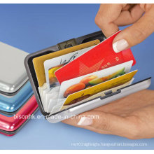 High Quallity Security Credit Card Holder, Security Credit Cardcase