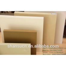 Fabrication de panneaux de mousse PVC pvc blanc de 25mm