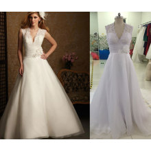 Куртка Кружева Свадебное Платье Из Органзы
