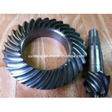 Spiral Bevel Gear Products for Excavator