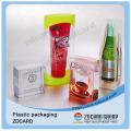 Neue Produkte Geschenkverpackungen Durchsichtiger Kunststoff Große Runde Aufbewahrungsbox