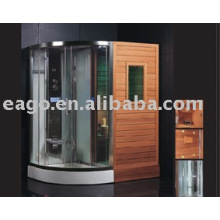 DS202F3 FINNISH SAUNA ROOM WITH STEAM SHOWER