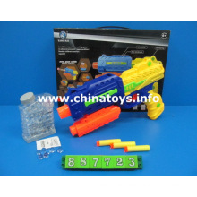 Nova água bala pistola EVA brinquedo arma bala suave (887723)