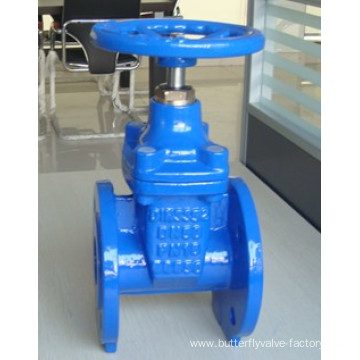DIN 1.0 And 1.6 Mpa Gate Valve