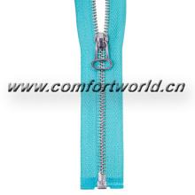 5# Brass Zipper O/E a/L, Nice Slider