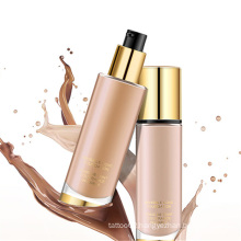 Best Selling Cosmetics Private Label Foundation Makeup Products Beauty Foundation Liquid Waterproof Long Lasting