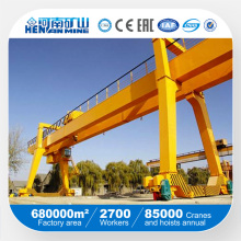 High Quality Double Beam Gantry Crane
