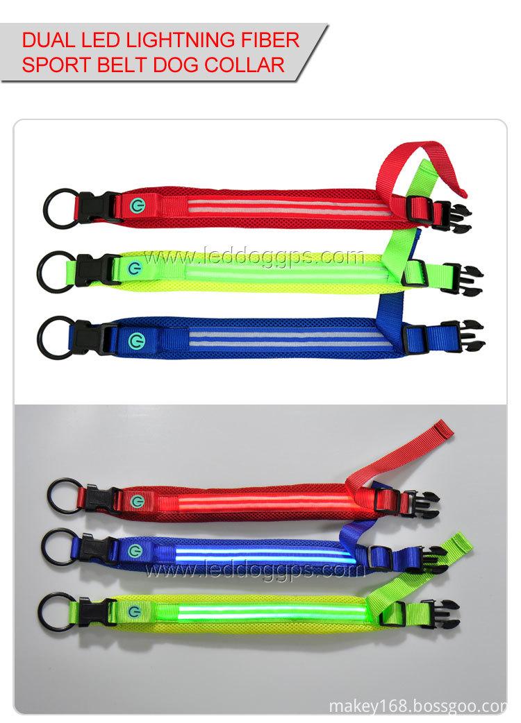 Illuminated Pet Collars