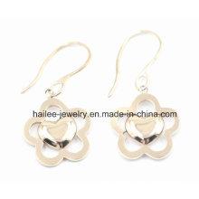 Mode Edelstahl Ohrringe für Geschenk