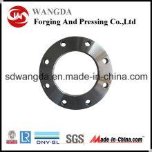 En 1092-1 Pn 10 Carbpn acier forgé brides pour des ouvrages hydraulique