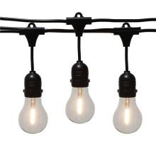 Luces LED de exterior a prueba de agua A19
