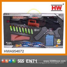 Die beliebtesten Produkte 2 in 1 Multifunktions Air Soft Toy Gun