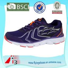 Fábrica OEM homens e mulheres esportes pista sapatos
