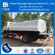 Camión del agua del petrolero de Hubei Sino del camión del agua de Hubei Sino del agua de Howo RHD dimensiona el camión del agua del petrolero 12M3 para la venta