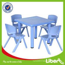 Ensemble de table et de chaise pour enfants (LE-ZY004)