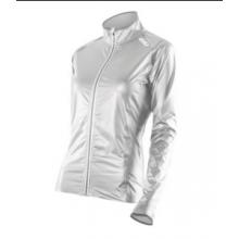 女性の X ライト膜ジャケット